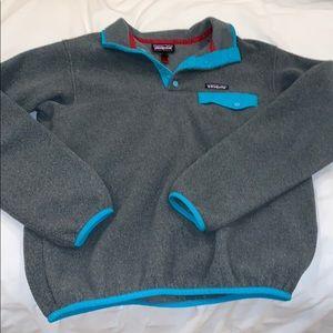 patagonia button jacket